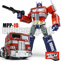 WeiJiang WJ Optimus Prime MPP10 MP10 G1 Transformers OverSize 13'' Action Figure