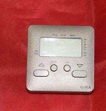 GIRA  646XX elektronische  Jalousiesteuerung goldbraun (O8)
