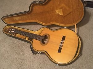 Takamine E-30 rosewood Japan 1989 In excellent condition & Original Hard Case