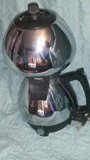 Sunbeam vintage electric C50 vacuum siphon coffee maker