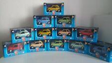 Smart Toys Fiat 500 (n°6) box, automodello scala 1:24 - 1:25