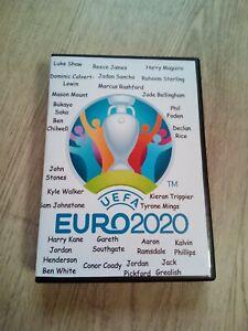 Coffret Euro 2020 Angleterre (Lire L'annonce)