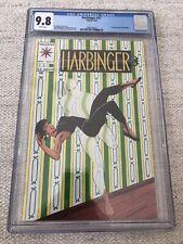 Valiant Comics: Harbinger #17 CGC 9.8 NM/M 1st appearance Camouflage Clean Case