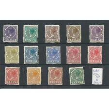 Nederland 149-162 VETH z.wm LUXE  MH/ongebr  CV 300 €