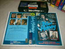 VHS *BLUE MONEY* 1985 ULTRA RARE ORIGINAL Thorn EMI (Non Barcode) 1st ISSUE