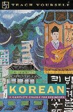 Teach Yourself Korean: A Complete Course for Beginners (English and Korean Edit