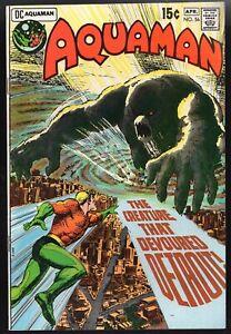 Aquaman #56 VF+