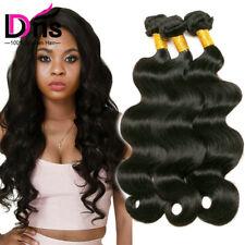 "16""18'20"" Malaysian Virgin Hair Body Wave 3 Bundles 300g 100% Human Hair Weft 8A"