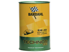 6 LT Olio motore Bardahl TECHNOS C60 5W40 con FULLERENE