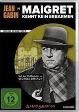 DVD *  MAIGRET KENNT KEIN ERBARMEN  # NEU OVP $