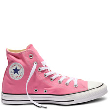 Converse Chuck Taylor All Star OX High-Top Canvas Skate Sneakers Shoes Pink 7