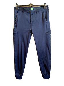 HUGO BOSS Pantaloni Cargo Jogger Trousers Slim Fit - Size 50