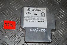 VW Passat 3BG Steuergeräte Airbag 1C0909605C
