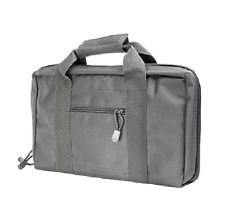 NcSTAR Urban Gray Discreet Padded Magazine Soft Storage Pistol Hand Gun Case Bag