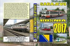 3549. Sarajevo. Bosnia.Trams, Trolleybuses and Buses. May 2017. Thankfully we st