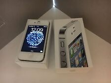 Apple iPhone 4s - 8GB - White  (AT&T) Smartphone in the box