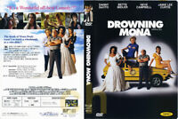 Drowning Mona (2000) - Nick Gomez, Danny DeVito, Bette Midler   DVD NEW