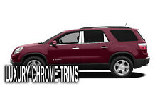GMC Acadia Denali Stainless Chrome Pillar Posts by Luxury Trims 2007-2016 (6pcs)