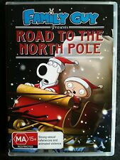 FAMILY GUY: ROAD TO THE NORTH POLE ~ DVD ~ AS NEW/MINT CONDITION ~ **FREE POST**