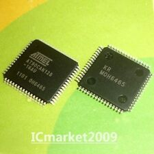 5 PCS AT90CAN128-16AU QFP-64 Microcontroller WITH 128K BYTES OF ISP FLASH