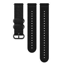 Suunto Ersatz-Uhrenarmband schwarz für alle Suunto Spartan Sport WRH