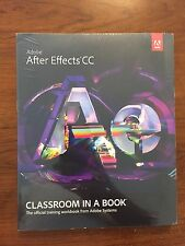 Adobe After Effects CC Classroom in a Book 1st Edition 9780321929600