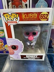 Funko Pop Vinyl Kubo And The Two Strings Monkey 652
