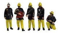 FG08  Firemen Figures unpainted OO scale