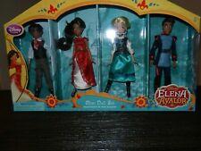 Eleana of Avalor 4 piece mini doll set