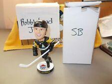 NIB STU BARNES BOBBLEHEAD SGA HOCKEY ECHL SABERS