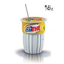 Ferrero Eistee Zitrone The' Limone Brick 18 x 20 ml ESTATHE tea the mit Stroh