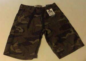 Size 30 Lee Rugged Shorts Camouflage nwt