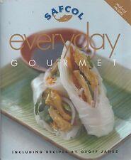 SAFCOL  Everyday Gourmet Seafood Recipes  Mini Cookbook  (Paperback, 2006)