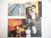 ~ LOT Collector - Port 0€ ~ FAUDEL : 4 CD