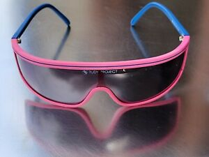 Rudy Project Cycling Shield Sunglasses Pink Made In Italy