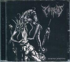 TORSO Demonic Vomiting MINI CD