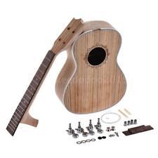 26in Tenor Ukelele Ukulele Hawaii Guitar DIY Kit Rosewood Fingerboard with U9Q5