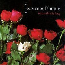 Concrete Blonde Bloodletting Original European Lp