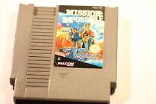 Nintendo NES misión imposible NES-U4-UKV PAL 1991 (juego Solamente)