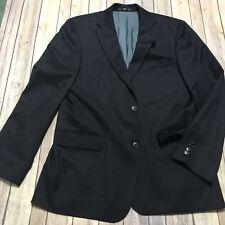 HUGO BOSS Men's Super 100 Pasolini Movie Wool 2 Button Suit Jacket 40 R