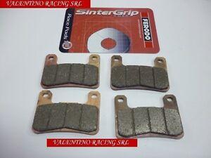 SET PASTICCHE ANTERIORI SUZUKI GSX 600 R - GSX 750 R - GSX 1000 R DAL 04 AL 10