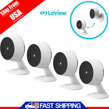 4/2/1pcs Full HD 1080P Indoor WiFi Wireless Cloud IP IR Security Camera for Home