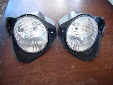 Genuine Toyota Hilux ute fog lights spot pair 08/2008 to 07/2011 MKII