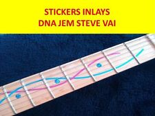 STICKER INLAY DNA JEM STEVE VAI AUFKLEBER VISIT OUR STORE WITH MANY MORE MODELS