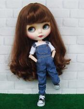 Poupée Bib Kurhn Bib licca Bib Blythe Bib azone Bib pullip Bib 1/6 Doll Outfits
