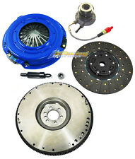 FX SD STAGE 2 CLUTCH KIT & SLAVE & OEM FLYWHEEL for CORVETTE C5 LS1 Z06 LS6