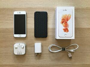 Apple iPhone 6s 16GB - Silver (Unlocked) A1688