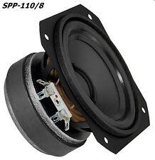 Monacor Kompakt Tief- Mitteltöner SPP-110/8 60Wmax 90db/W 8Ohm 110mm