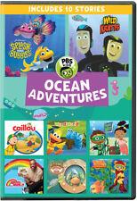 Pbs Kids: Ocean Adventures DVD