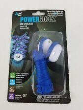 4iD Power Lacez LED Shoelaces Light Up Laces Safety Jogging Fashion